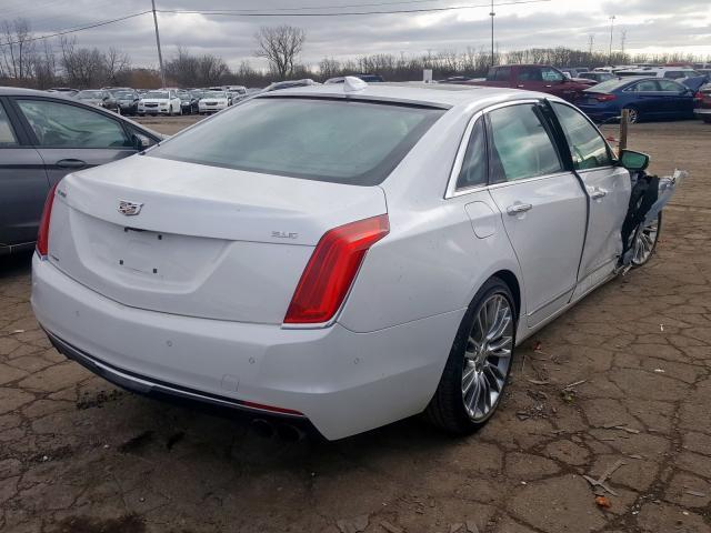 2016 Cadillac CT6 | Vin: 1G6KF5RS8GU153465