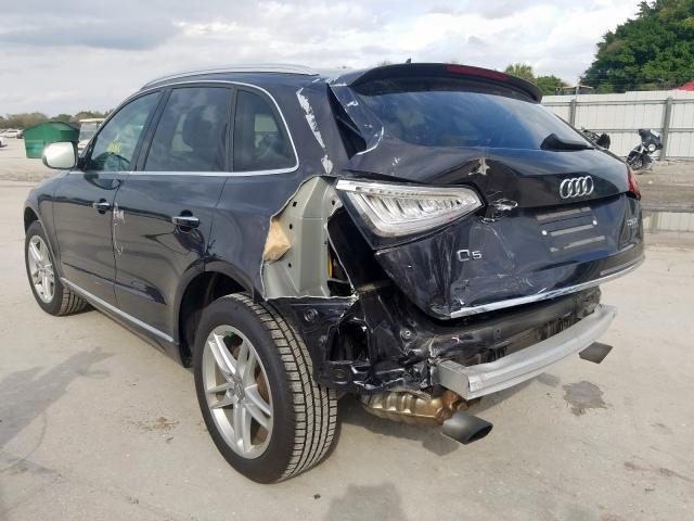 2017 Audi Q5 PREMIUM PLUS | Vin: WA1L2AFP0HA046624
