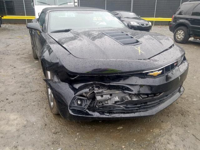 2014 Chevrolet  | Vin: 2G1FT3DW9E9253714