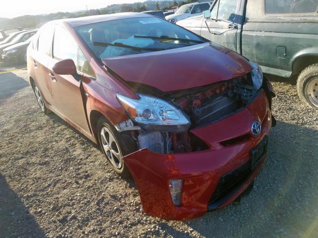 2014 Toyota    Vin: JTDKN3DU6E1812297