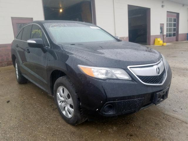 Acura RDX salvage cars for sale: 2013 Acura RDX