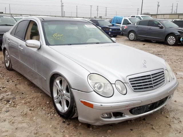 2005 Mercedes-Benz E 500 for sale in Haslet, TX