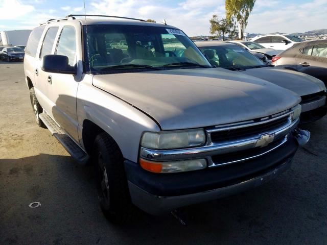 Chevrolet Suburban C salvage cars for sale: 2006 Chevrolet Suburban C