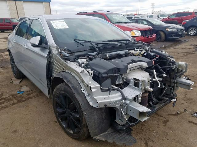 Salvage 2017 CHEVROLET IMPALA - Small image. Lot 29349180
