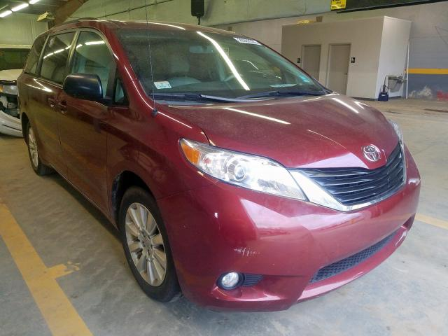 2011 Toyota Sienna LE for sale in Mocksville, NC