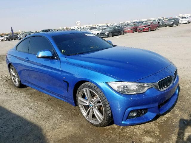 2015 Bmw 435i Sale At Copart Middle East