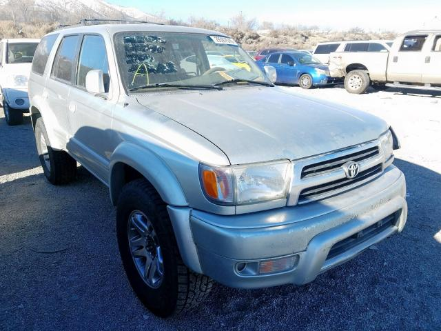 Salvage cars for sale from Copart Reno, NV: 1999 Toyota 4runner LI