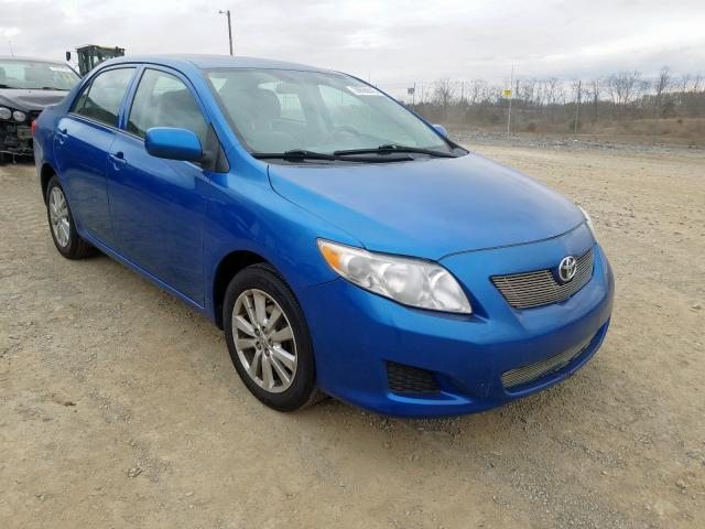 Auto Auction Ended On Vin 2t1bu40e79c059906 2009 Toyota Corolla Ba In Pa Chambersburg
