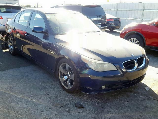 2004 BMW 525 I - Left Front View Lot 28241880.