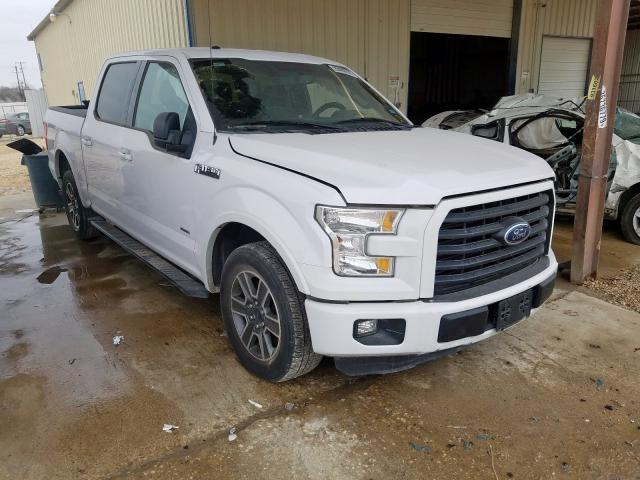 2015 Ford F150 | Vin: 1FTEW1CP5FKE83856