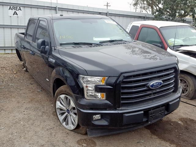 2017 Ford F150 | Vin: 1FTEW1CP3HKD40374