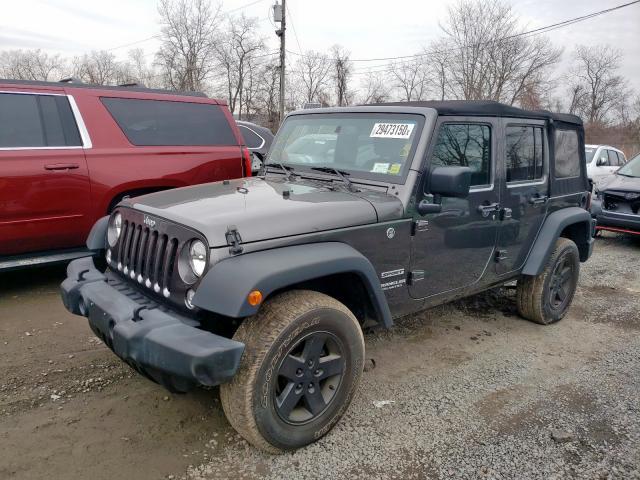 2016 Jeep  | Vin: 1C4BJWDG4GL310659