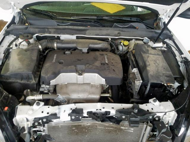 1G11B5SL0FF210079 - 2015 Chevrolet Malibu Ls 2.5L inside view