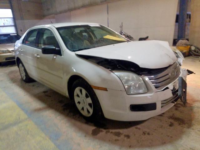 Salvage 2008 FORD FUSION - Small image