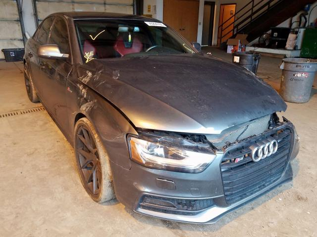 2015 Audi S4 PREMIUM PLUS | Vin: WAUBGAFL6FA043088