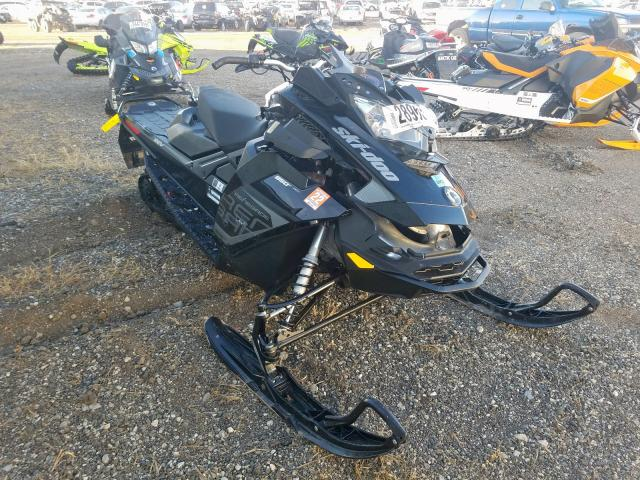 Skidoo salvage cars for sale: 2017 Skidoo Snowmoblie