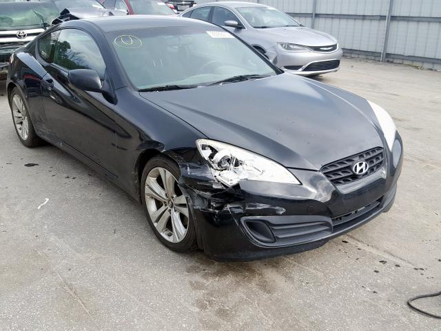 Hyundai Genesis 2 salvage cars for sale: 2010 Hyundai Genesis 2