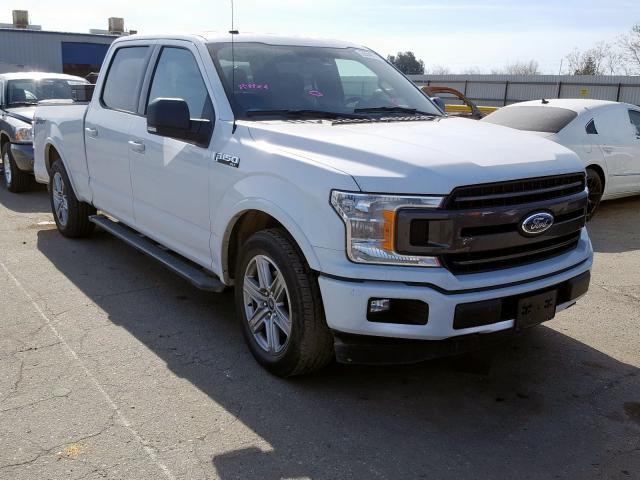 2018 Ford F150 | Vin: 1FTEW1CG1JKF59596