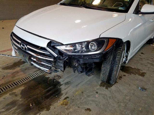 2017 Hyundai  | Vin: 5NPD74LFXHH197021