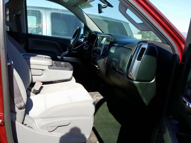 2017 Chevrolet SILVERADO | Vin: 3GCUKREC5HG205677