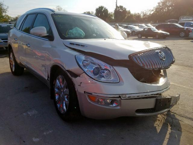 Salvage cars for sale from Copart Punta Gorda, FL: 2012 Buick Enclave