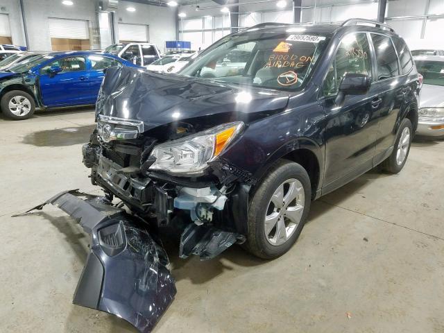 2014 Subaru FORESTER | Vin: JF2SJAEC1EH423288
