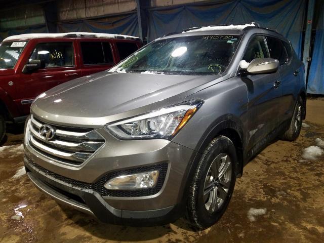 2015 Hyundai SANTA   Vin: 5XYZU3LB7FG294798