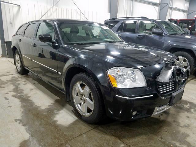 Salvage 2006 Dodge MAGNUM SXT for sale