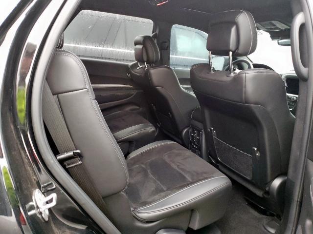 2018 Dodge DURANGO | Vin: 1C4SDJGJ9JC232436