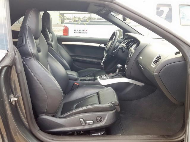 2015 Audi S5 PREMIUM PLUS | Vin: WAUCGAFHXFN003508
