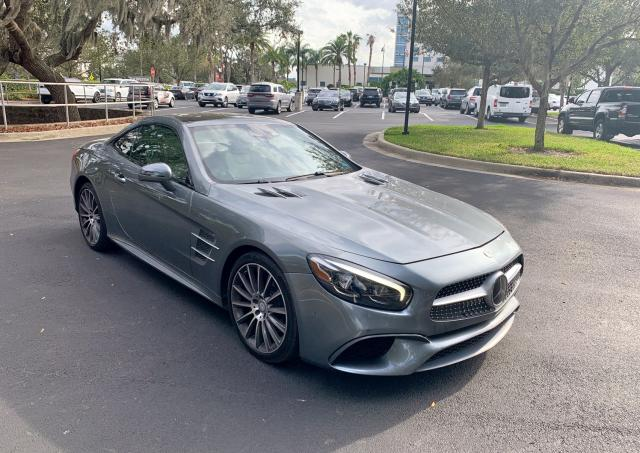 2017 Mercedes-Benz Sl 550 4.7L