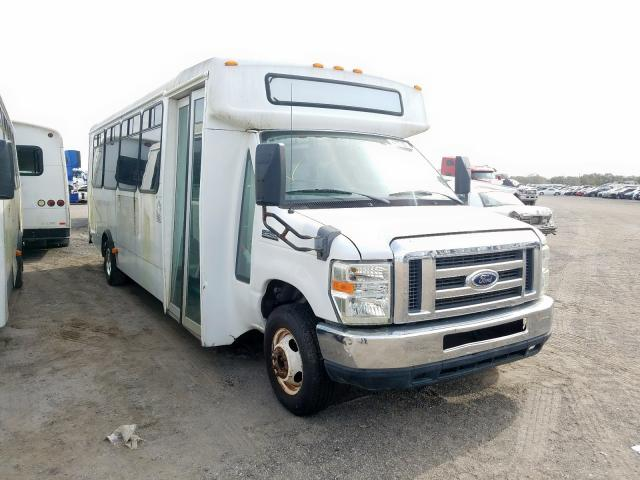 Salvage 2012 FORD ECONOLINE - Small image. Lot 29444510