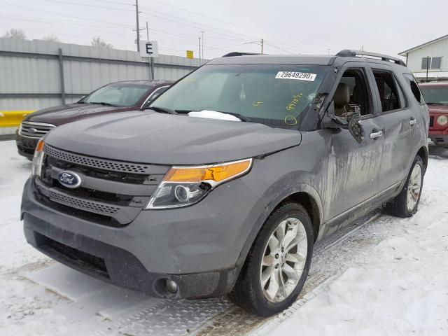 2014 Ford  | Vin: 1FM5K8F83EGB52439