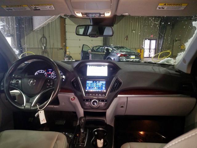 2015 Acura MDX TECHNOLOGY | Vin: 5FRYD4H46FB011325