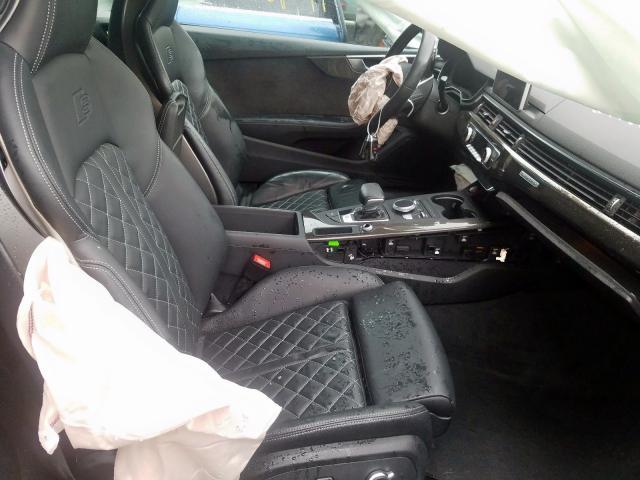 2018 Audi S5 PREMIUM PLUS | Vin: WAUP4AF52JA006922