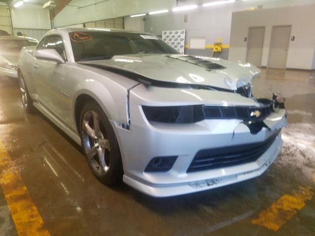 2015 Chevrolet CAMARO   Vin: 2G1FG1EW0F9127749