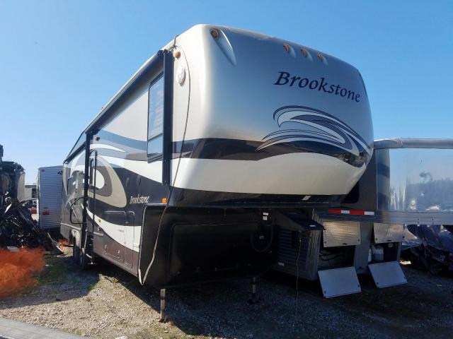 Coachmen salvage cars for sale: 2011 Coachmen Brookstone