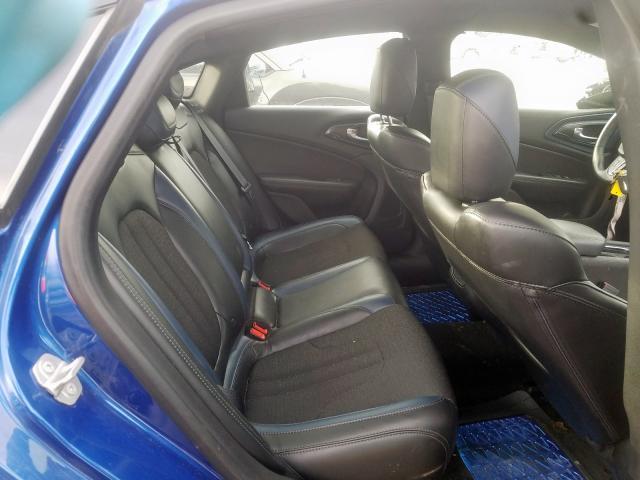 2015 Chrysler 200 | Vin: 1C3CCCBBXFN760666