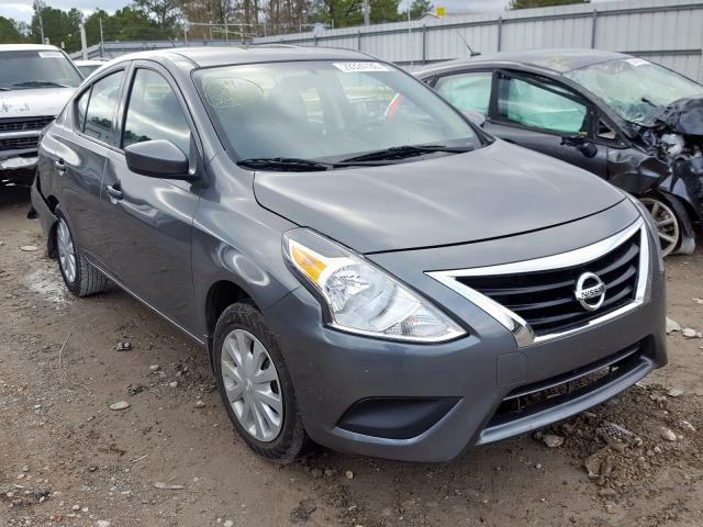 2017 Nissan Versa S for sale in Florence, MS
