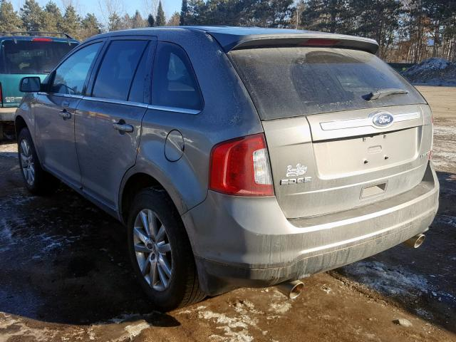 2014 Ford EDGE | Vin: 2FMDK3KC8EBB39038