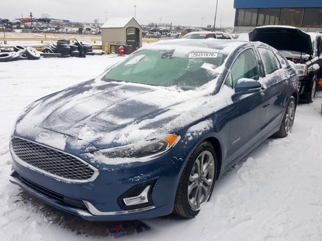 2019 Ford FUSION | Vin: 3FA6P0RU4KR197016