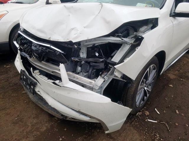 2019 Acura mdx | Vin: 5J8YD4H70KL004990