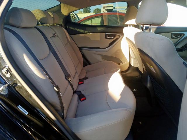 2014 Hyundai ELANTRA | Vin: KMHDH4AE9EU216937
