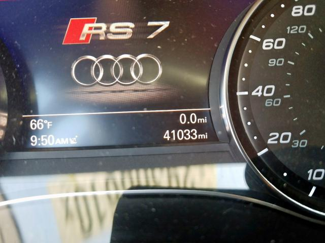 2016 Audi RS7 | Vin: WUAW2AFC6GN901286