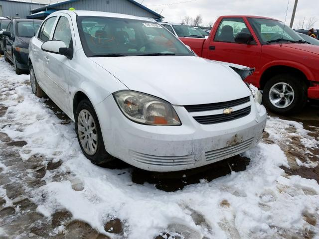 Auto Auction Ended on VIN: 1G1AT58HX97291932 2009 Chevrolet ...