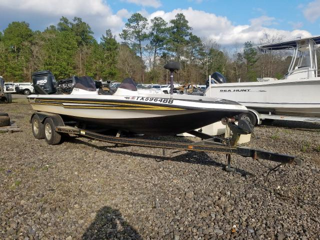 Salvage cars for sale from Copart Lufkin, TX: 2007 Other Marine Trailer