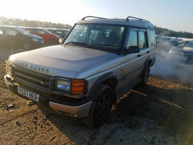 LAND ROVER DISCOVERY - 2001 rok