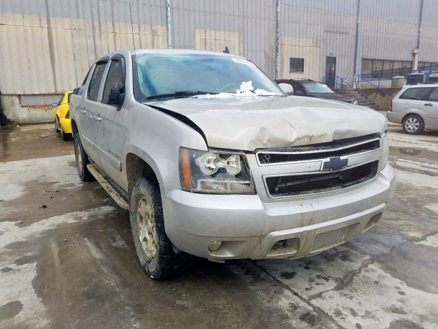 Salvage 2007 CHEVROLET AVALANCHE - Small image