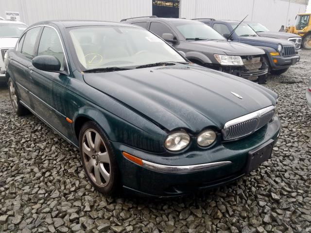 Used 2004 JAGUAR X-TYPE - Small image. Lot 29571180