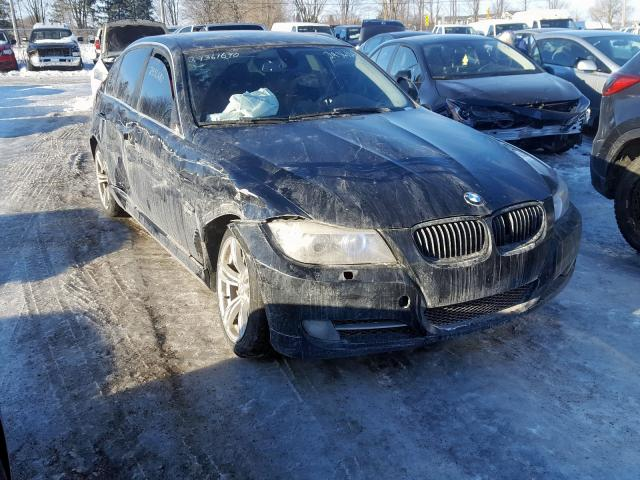 Salvage 2011 BMW 3 SERIES - Small image. Lot 29361690
